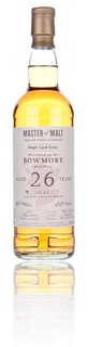 Bowmore 26yo 1982 - Master of Malt