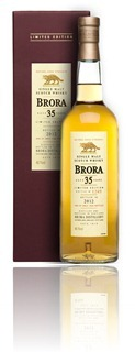 Brora 35 years old 2012