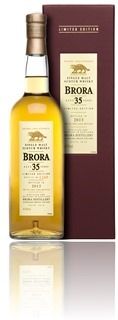 Brora 35 Years 1977 - 12th release 2013