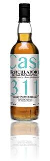 Bruichladdich 2001 cask 311 Bruichladdies