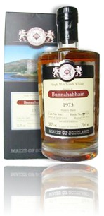 Bunnahabhain 1973 Malts of Scotland