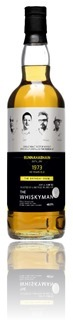 Bunnahabhain 1973 - The Birthday Dram - The Whiskyman