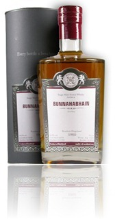 Bunnahabhain 1980 (Malts of Scotland)