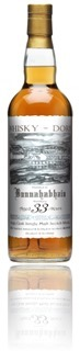 Bunnahabhain 33yo 1980 Whisky-Doris