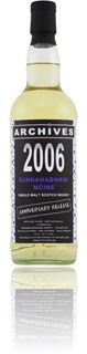 Bunnahabhain 2006 Moine - Archives