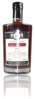 Bunnahabhain 1992 - Malts of Scotland