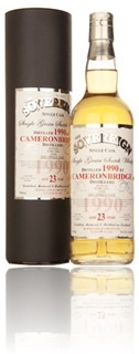 Cameronbridge 23yo 1990 Hunter Laing