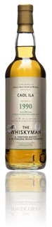 Caol Ila 1990 - The Whiskyman