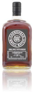 Caperdonich 1977 Cadenhead Small Batch