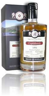 Caperdonich 1994 Malts of Scotland