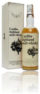 Cardhu 12yo Wax Vitale