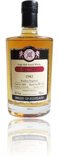 Clynelish 1982 Malts of Scotland