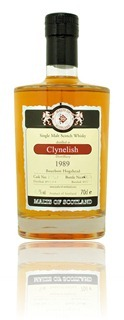 Clynelish 1989 Malts of Scotland