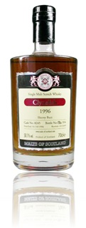 Malts of Scotland - Clynelish 1996