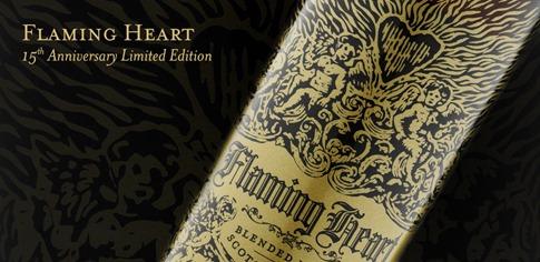 Compass Box - Flaming Heart
