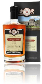 Cragganmore 1999 Malts of Scotland