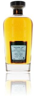 Dailuaine 1997 - Signatory Vintage - The Bonding Dram