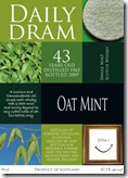 Daily Dram - Oat Mint