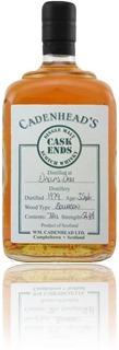 Dallas Dhu 1979 - Cadenhead's Cask Ends