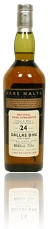 Dallas Dhu Rare Malts 1970