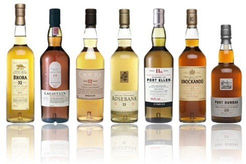 Diageo Special Releases 2011