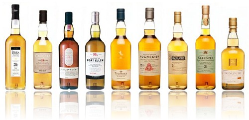 Diageo Special Releases 2010