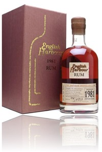 English Harbour 25 Year Old 1981