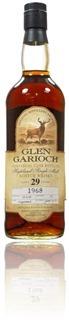 Glen Garioch 1968 cask #625