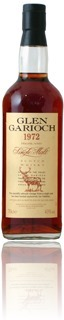 Glen Garioch 1972 - Oddbins