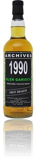 Glen Garioch 1990 Archives