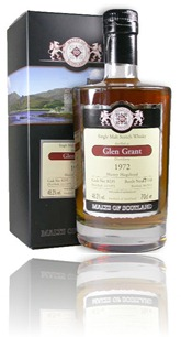 Glen Grant 1972 Malts of Scotland