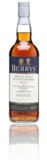 Glen Grant 1974 Berry Bros #7646