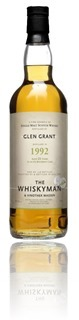 Glen Grant 1992 | The Whiskyman | Massen