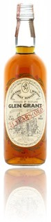 Glen Grant 21 Years Old 70° Proof - Gordon & MacPhail - securo cap