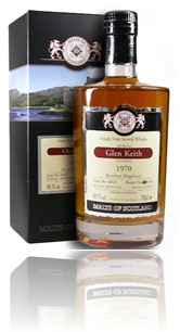 Glen Keith 1970 Malts of Scotland