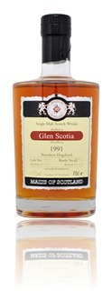 Glen Scotia 1991 Malts of Scotland