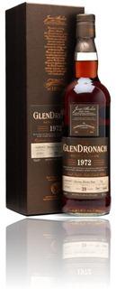 GlenDronach 1972 cask 712