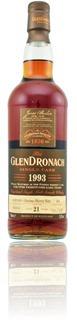 GlenDronach 1993 Oloroso cask 494