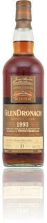 GlenDronach 1993 cask #23 Whiskybase
