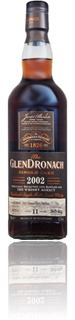 GlenDronach 2002 cask #712 for The Whisky Agency