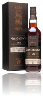 GlenDronach 1971 single cask 489