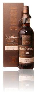 GlenDronach single cask 1971 483