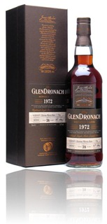 GlenDronach 1972 single cask 718