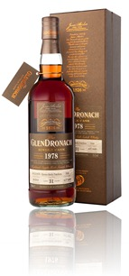 GlenDronach 1978 single cask 3315