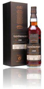 GlenDronach 1989 PX cask 3315