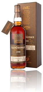 GlenDronach 1990 single cask 2621