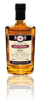 Glencadam 1974 - Malts of Scotland