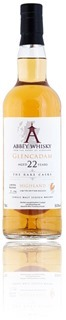 Glencadam 1991 Abbey Whisky