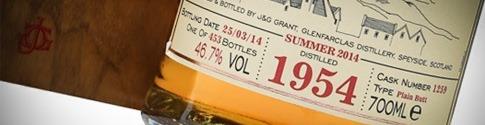 Glenfarclas 1954 cask 1259