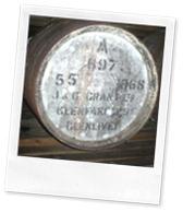 Glenfarclas cask 697